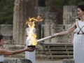 OLYMPIC FLAME PYRODEKOR