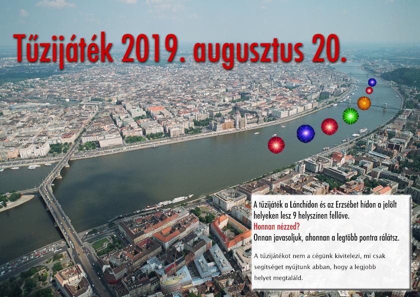 TŰZIJÁTÉK TÉRKÉP 2019 - PYRODEKOR